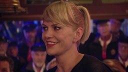 Anna Loos zu Gast bei Inas Nacht.