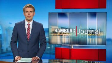 Carl-Georg Salzwedel moderiert das Hamburg Journal um 18:00.