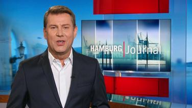 Jens Riewa moderiert Hamburg Journal