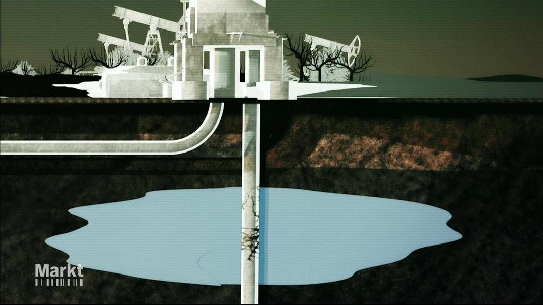 Panne bei Ölbohrung: Erdreich verseucht