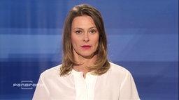 Die Moderatorin Anja Reschke
