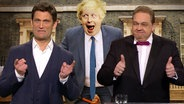 Christian Ehring, Boris Johnson und Oliver Kalkofe