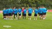 Training Holstein Kiel