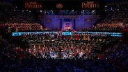 """Last Night of the Proms"" aus der Royal Albert Hall in London unter der Leitung des finnischen Dirigenten Sakari Oramo."