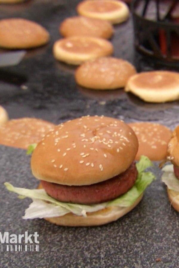 Veggie-Burger: Gesunde Hamburger ohne Fleisch?