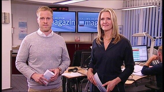 Moderatoren Schleswig Holstein Magazin