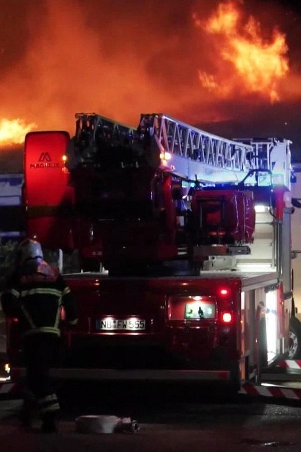 Häufung von Krebsfällen bei Feuerwehrleuten