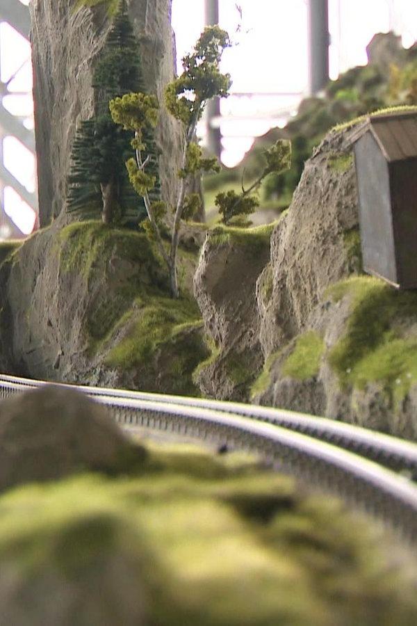 Heidewerkstätten bauen weltgrößte Modellbahn