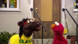 Sesamstrasse Folge 2846: Pferd und Elmo