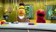 Sesamstrasse Folge 2849: Bert und Elmo
