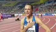 1500m-Läuferin Jenny Simpson