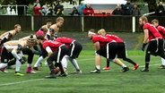 Flag-Football-Spieler © NDR