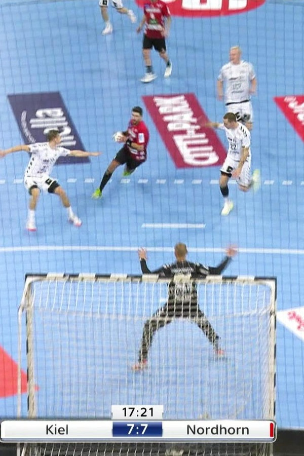 Handball: Kiel bezwingt Aufsteiger Nordhorn