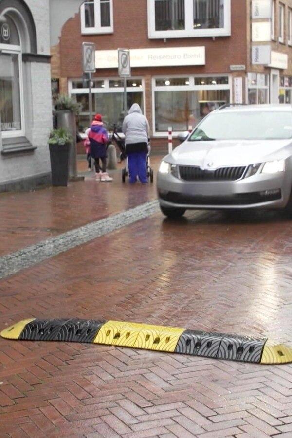 Debatte um autofreie Innenstadt in Itzehoe