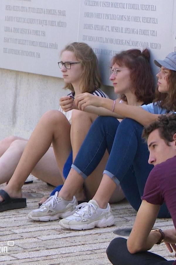 Jugendreise ins Heilige Land: Yad Vashem und Totes Meer