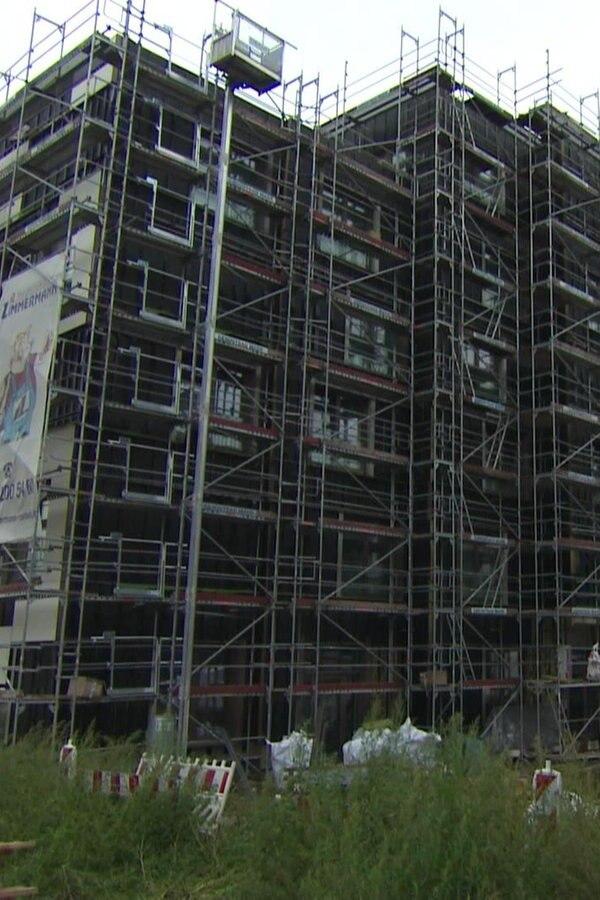 In Rostock mangelt es an bezahlbarem Wohnraum
