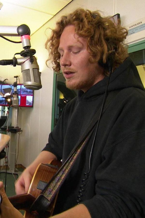 ESC-Star Michael Schulte stellt neues Album vor