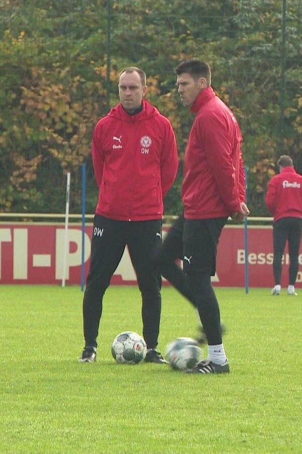 Kiel trifft auf Stuttgart mit Ex-Coach Walter