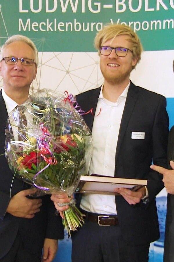 Bölkow-Technologiepreis verliehen