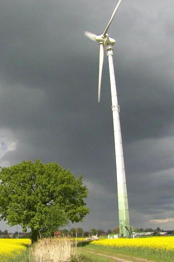 Windkraft: Hamburg und Niedersachsen machen Druck