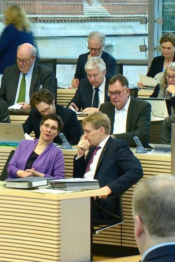 Kieler Landtag: Haushalt für 2020 steht