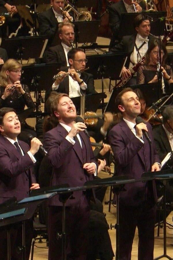 King's Singers: Sechs Stimmen und ein Orchester