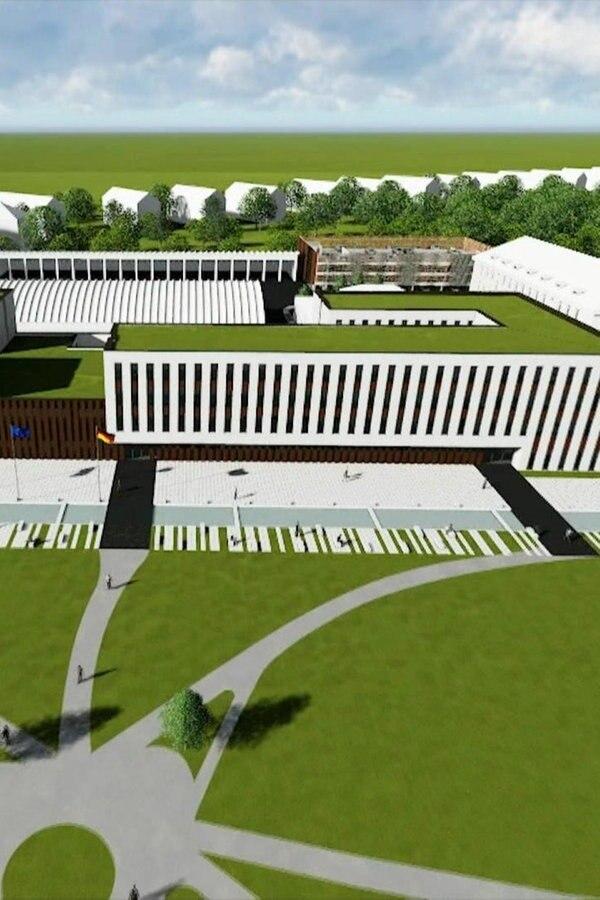 NATO-Stützpunkt: Der Bau einer Black Box