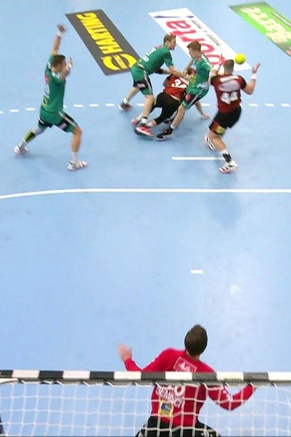"""Handball: Hannovers """"Recken"""" verpassen Tabellenspitze"""