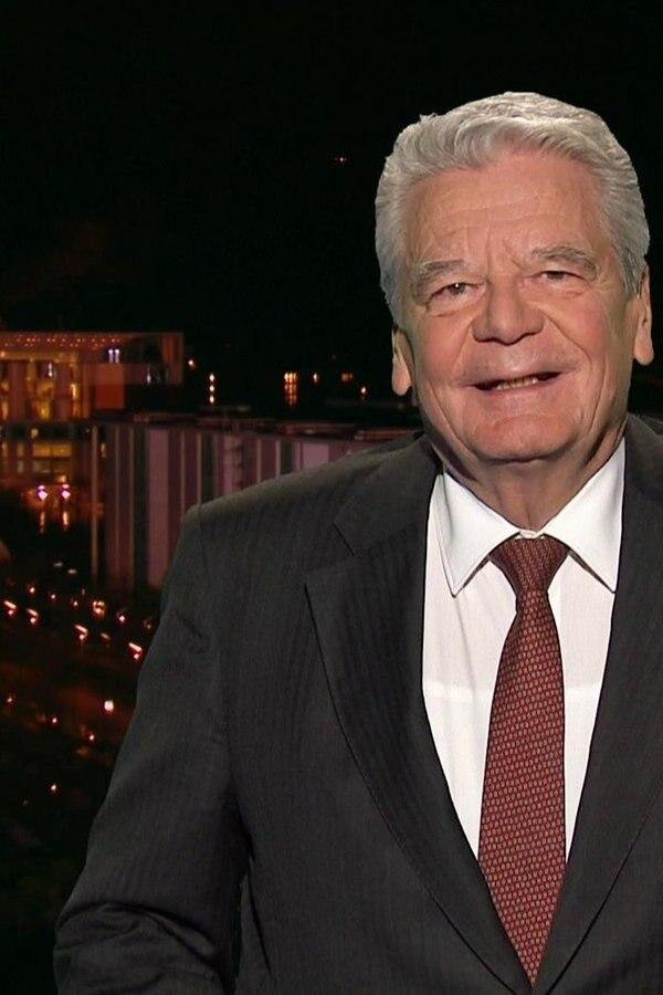 Joachim Gauck wird 80