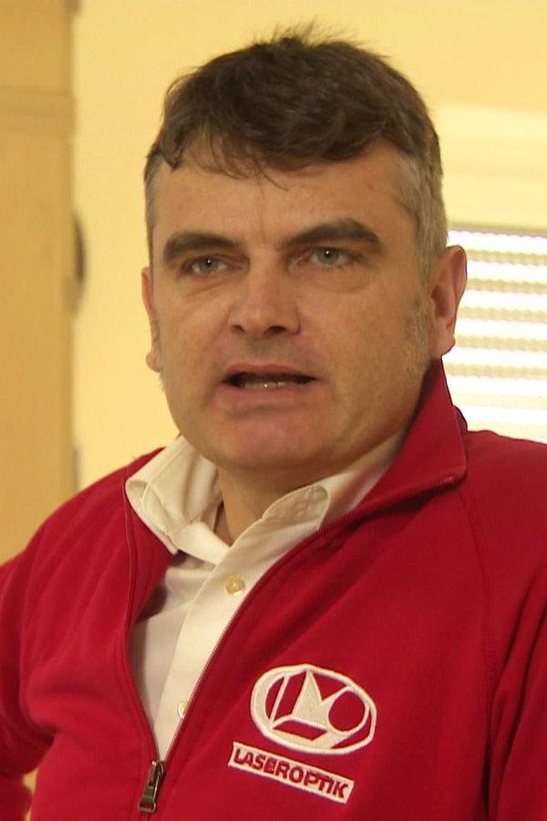 Wolfgang Ebert ist Familienunternehmer 2020