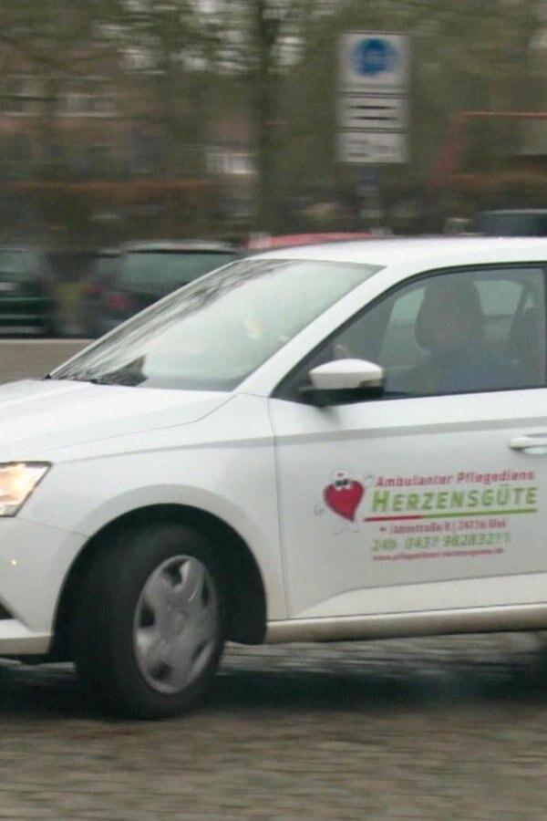 Pflegedienste leiden unter Parkplatzmangel