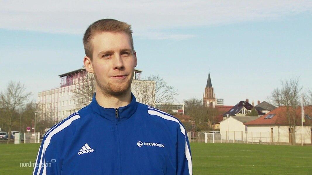 Erik Marquardt: Talent im Diskuswurf