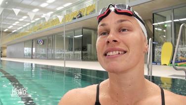 Para-Triathletin Christiane Reppe im Porträt
