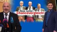 Hose runter Chancevergleich - Torsten Sträter und Christian Ehring