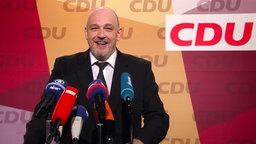 Vize-Ersatz-Pressesprecher der CDU: Torsten Sträter.