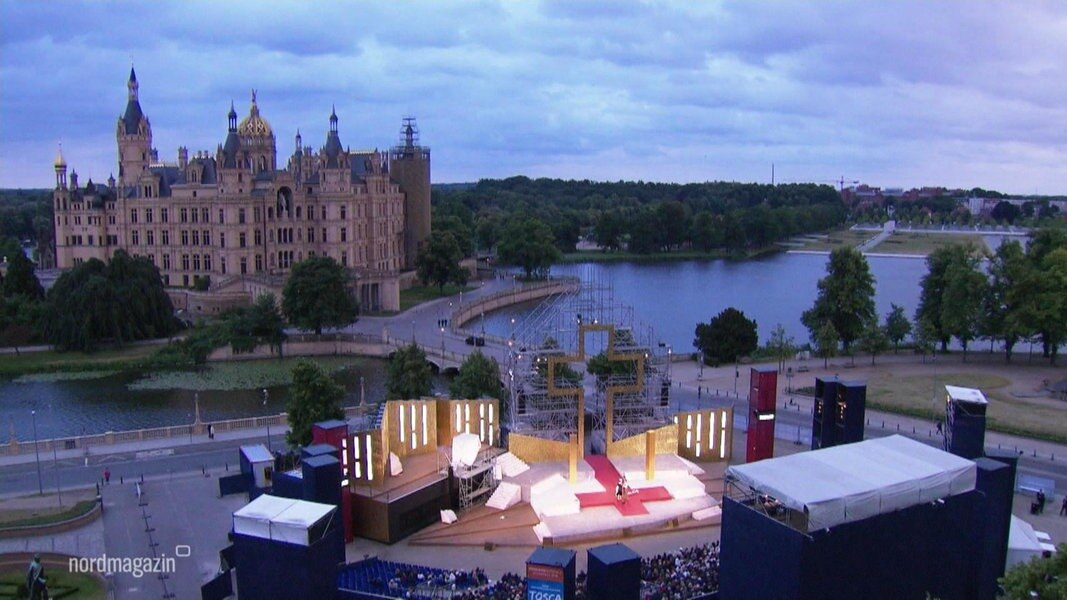 Schweriner Schlossfestspiele 2021