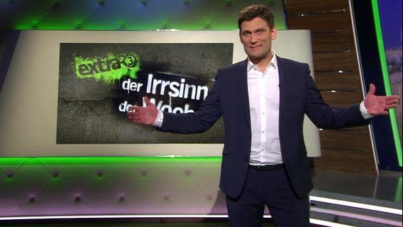 Extra 3 vom 11.03.2020 mit Christian Ehring.