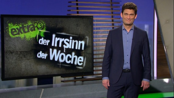 Extra3 vom 02.04.2020 mit Christian Ehring.