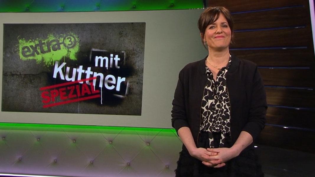 Extra 3 Sarah Kuttner
