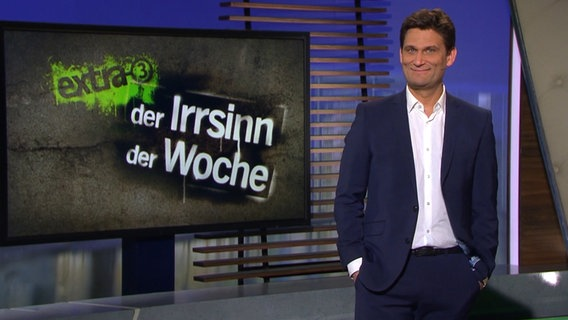 Christian Ehring bei Extra 3