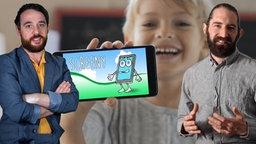 Screeny - Die Anti-Bildschirm-App