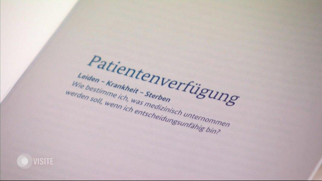 Wirksame Patientenverfugung Online Dipat