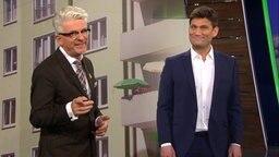 Heinz Strunk und Christian Ehring