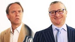 Dennis Kaupp und Johannes Schlüter