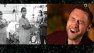 """Mans Zelmerlöw singt """"Heroes"""" für die Helden der Corona-Krise."""