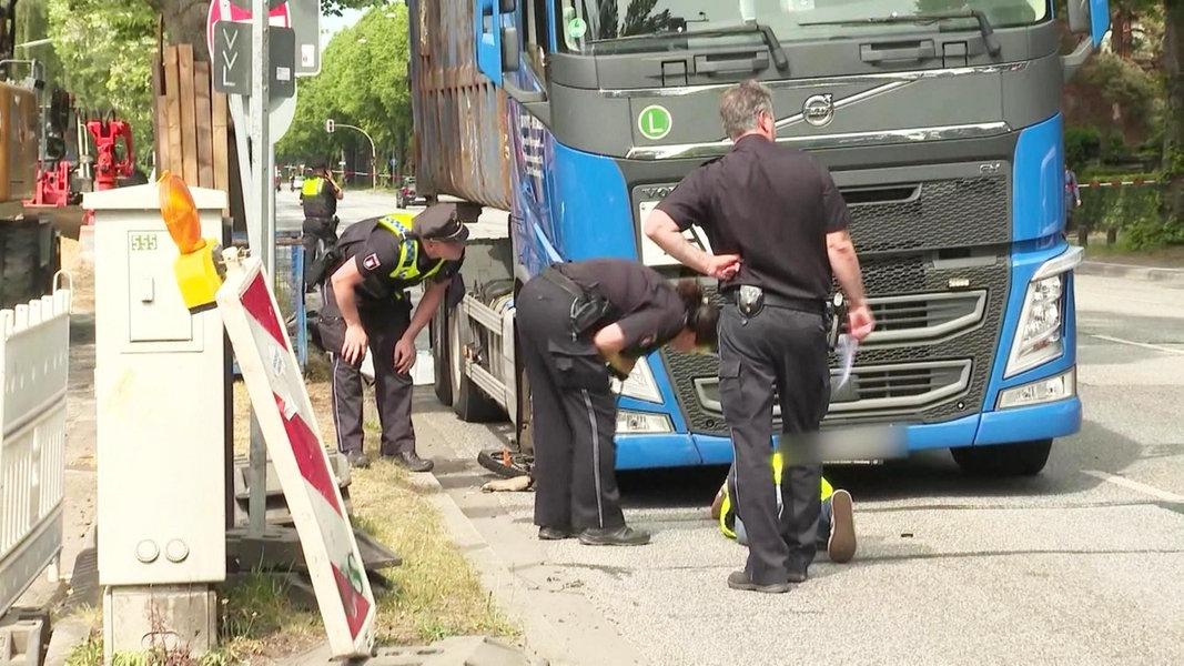 Tödlicher Unfall mit Radfahrer: Polizei sucht Zeugen