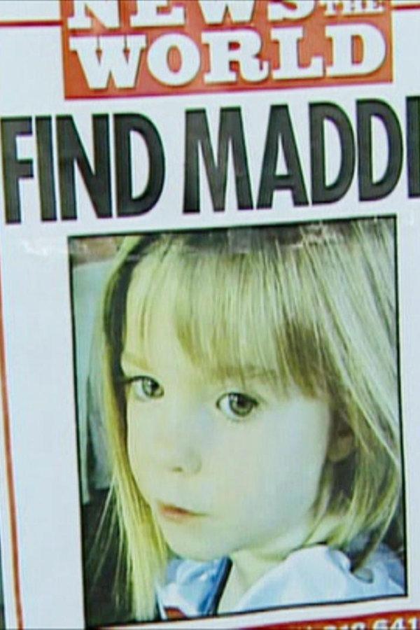 Fall Madeleine Mccann