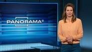 Anja Reschke moderiert Panorama
