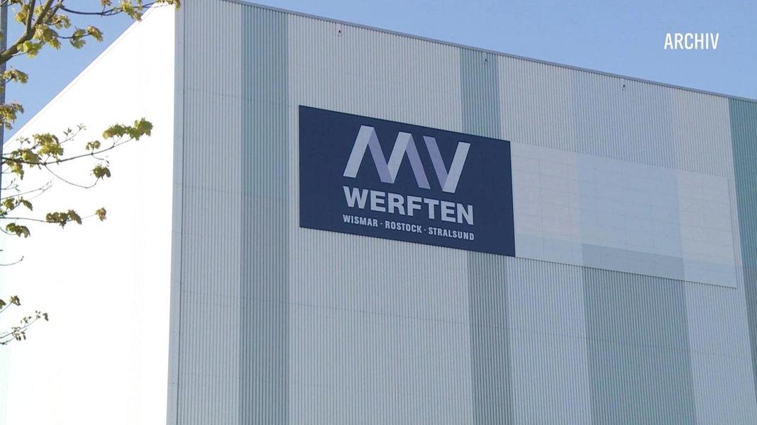 Landesregierung beschließt Hilfen für MV-Werften