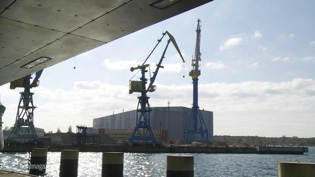 MV-Werften: Banken geben grünes Licht für Hilfen